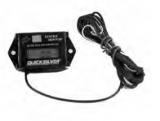 Digitaler Drehzahlmesser und Betriebsstundenzähler. SERVICE MONITOR Mercury