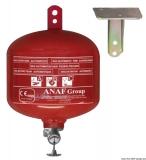 Automatische Pulverfeuerlöscher KAT. A B C 3Kg
