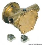 Impeller Pumpe NAUCO Modell FPR236