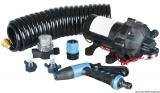 Washdown Set zur Decksreinigung  Spannung 12 V
