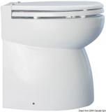 Elektrisches Einbau-WC aus weißem Porzellan Hoch 24V