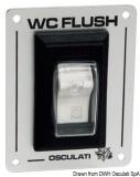 Schalter W.C. FLUSH