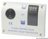 Universalschalttafel für elektrische Bordtoiletten  24V