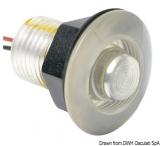 LED-Einbau-Orientierungsleuchte LED rot