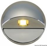 LED-Einbau-Orientierungsleuchte Farbe LED blau