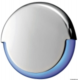 Tilly LED-Einbau-Orientierungsleuchte LED Farbe blau 180 Grad