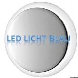 Tilly LED-Einbau-Orientierungsleuchte LED Farbe blau
