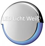 Tilly LED-Einbau-Orientierungsleuchte LED Farbe weiß 180 Grad