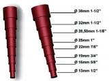 Schlauchverlauf aus Kunststoff für Schläuche von 13-38mm