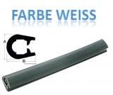 Scheuerleiste Farbe weiss A 30mm x B 38mm
