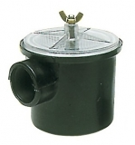 UTILITY Kühlwasserfilter Innengewinde 1 1/2 Zoll, 18.000 Liter pro Stunde