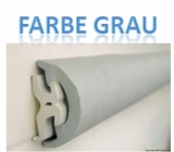 RADIAL Einlegeteil aus PVC in grau für 52mm