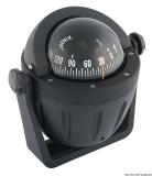 Riviera Kompass Zenit mit Bügel Rose mit Frontsicht  schwarz Typ: Normal