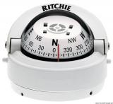 RITCHIE Kompass Explorer 2  3/4  70 mm Version außen weiß weiß