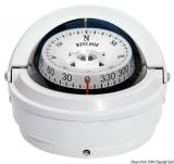 RITCHIE Kompass Voyager 3 76 mm Version außen weiß weiß