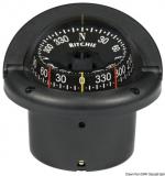 RITCHIE Kompasse Helmsman 3 3/4 94 mm m. Kompensiereinrichtung u. Beleuchtung  schwarz
