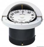 RITCHIE Kompasse Navigator 4 1/2 114 mm m. Kompensiereinrichtung u. Beleuchtung  weiß