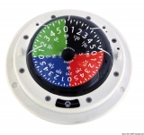 RIVIERA Taktischer Regatta Kompass 3 weiß