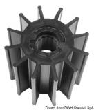 PERKINS Heckmotoren Flügelrad Impeller Original-Art. Nr. 0460027