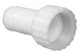 Drehbarer Schlauchanschluss 1 1/4 Zoll auf 30mm gerade