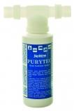 Purytec Set T-Stück + 100 ml Flasche Verhindert Ablagerungen aller Art und üblen Geruch