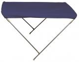 Bimini, Sonnensegel, Sonnentop Breite: 130 - 140cm Höhe: 110cm Tiefe: 180cm blau