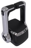 Schaltbox Xtreme Top Mount Control  Topmontage Farbe chrom schwarz Twin mit Trimm