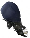 Motorabdeckung für Mercury Außenborder 135/200 PS mit Lüftungsöffnungen