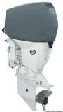 Motorabdeckung für Evinrude E-TEC G2 Außenborder 150/300 PS mit Lüftungsöffnungen