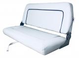 Sitzbank Coach de Luxe Twin Farbe Weiß