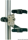 Rettungsleuchtenhalter für Rohrmontage 22 oder 25 mm