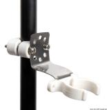 Starled schwimmfähige LED-Rettungsleuchtenhalter für Rohrmontage 22 oder 25 mm