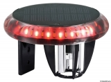 LED-Warnleuchte, Lichtfarbe rot mit Fernbedienung 30.595.03