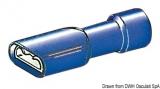 Flachsteckhülsen Faston für Kabel 1 bis 2,5mm Öffnung 4,7mm Vollständig vorisoliert