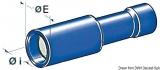 Zylinderpole Buchse 1-2,5 mm