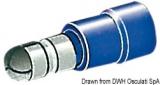 Zylinderpole Stecker 2,5 - 6 mm
