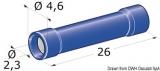 Kabelverbinder Isoliert für Kabel 1 bis 2,5mm