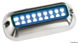 LED-Unterwasserleuchte Farbe LED Blau  LED-Anzahl 27 Stück