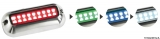 LED-Unterwasserleuchte Farbe LED weiß/grün/blau/rot  LED-Anzahl 27 Stück