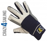Cruising Segelhandschuhe - 2 Finger geschnitten, navy Größe XL