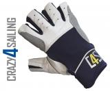 Regatta Segelhandschuhe - 5 Finger geschnitten, navy Größe XXL