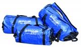 Wasserdichte Reisetasche aus PVC 75 Liter