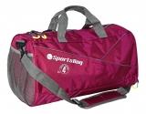 C4S Sporttasche pink rot