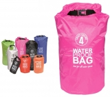 DRY BAG RIPSTOP POLYESTER Farbe pink Größe 30 Liter