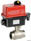 Elektrisch steuerbare Kugelhähne PN-40 mit Innengewinde 1 1/4 Zoll