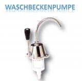 Waschbeckenpumpe Kapazität 4l/Min. Schlauchanschluss Ø = 10mm 3/8