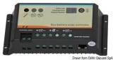 Stromspannungsregler für Paneele 12/24V 10A