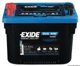 EXIDE AGM-Starter und Bordbatterie Maxxima 50Ah Modell EP450