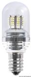 3 W LED SMD-Lampe, Fassung E14 LED mit Glasabdeckung