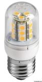 2,5W LED SMD-Lampe, Fassung E27 LED mit Glasabdeckung